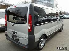2009 Renault Trafic Photos Informations Articles