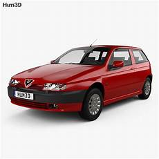 Alfa Romeo 145 1994 3d Model Vehicles On Hum3d