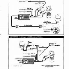 Msd 6425 Wiring Diagram Free Wiring Diagram