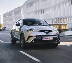 Toyota C Hr Hybride Business Un Crossover Hybride