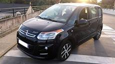 picasso c3 occasion citroen c3 picasso d occasion 1 6 hdi 90 confort le chesnay carizy