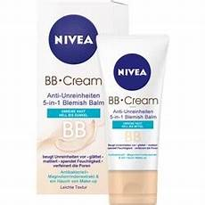 nivea effect bb 5 in1 anti unreinheiten f 252 r