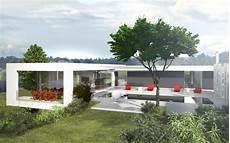 Maison Jgda Prolonger Le Paysage Construction D Une