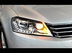 2014 New Vw Passat Variant Led Xenon Facelift Front