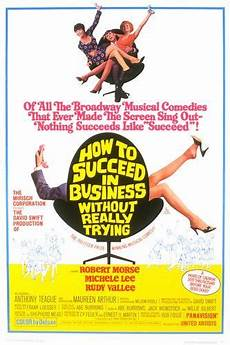 how to succeed in business without really trying 1967 imdb