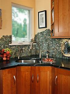 Easy Diy Kitchen Backsplash 30 Trendiest Kitchen Backsplash Materials Hgtv
