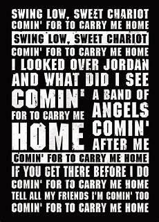 swing low sweet chariot lyrics rugby song lyrics poster magik city cool t