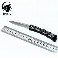 Cheap Kitchen Knives Jelbo Bamboo Model Pocket Knife Folding Knife Cing