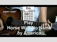 horse with no name america