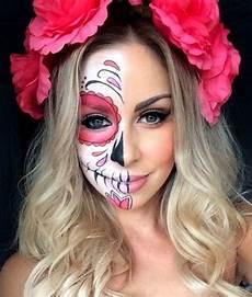 Make Up Halbes Gesicht - 1001 schminktipps die f 252 r ihre gesunde haut