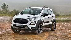 2018 Ford Ecosport Drive Raptor Wannabe