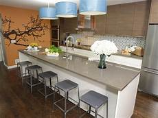 Kitchen Breakfast Bar Ireland by Kitchen Island Breakfast Bar Pictures Ideas From Hgtv