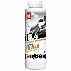 huile moteur 10w40 huile moteur ipone 10 4 10w40 synthetic 1 litre 4t en stock icasque