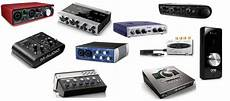 The Top 10 Best Audio Interfaces For Your Recording Needs