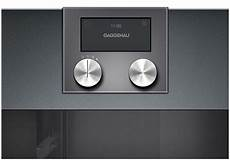 Four Combi Vapeur Gaggenau Bs 470 101 Anthracite 232 Ve