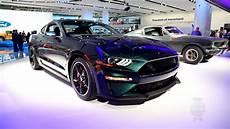 2019 Ford Mustang Bullitt 2018 Detroit Auto Show