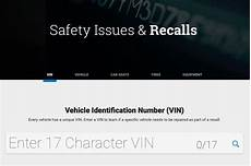 Car Recall Check By Vin by Does Your Car A Recall Here S How To Check Roadshow