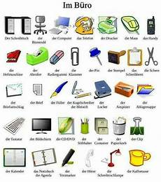 Office Kitchen Items List by Office Items German Vocab In Pictures Learn German