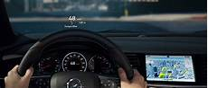 integrated up display infotainment integration with