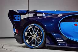 Bugatti Vision Gran Turismo Is Far From The Chiron We