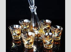 China whiskey glass sets factory,unusual whisky glasses