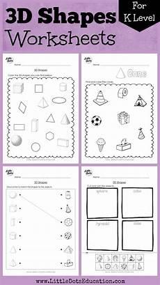 3d shapes worksheets color by number 1056 kindergarten math 3d shapes worksheets and activities shapes worksheet kindergarten