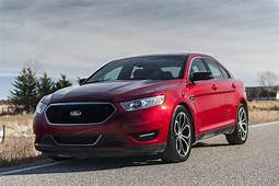 In Pictures 2013 Ford Taurus SHO