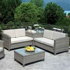 divanetti da esterno economici set divanetti professionali tropea 2 divani angolare