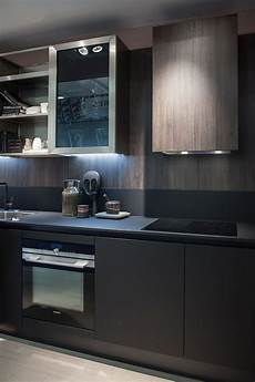 Black Kitchen - how black kitchen cabinets can change a space for the better