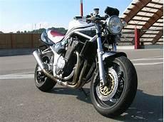 cafe racer special suzuki bandit 1200 caf 232 racer special