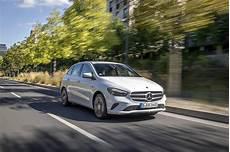 Mercedes B Klasse Hybrid Med Opptil 67 Km Elektrisk