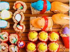 Weekend Baking Project: Peepshi (Peeps Sushi)   Serious Eats