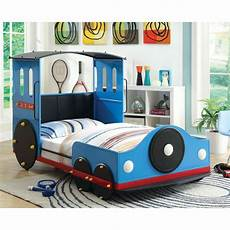 locomotive transitional youth bed by foa