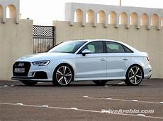 2018 Audi Rs3 Sedan Review Drive Arabia