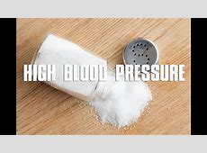 what happens with high blood pressure