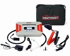 dino 136107 kraftpaket 600a 12v mobile batterie starthilfe
