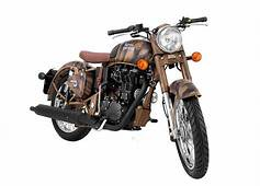 Killer Look Royal Enfield Classic 500 Despatch Edition To