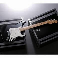 Fender Roland Vg Stratocaster G5 Electric Guitar Black