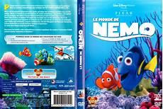 jaquette dvd de le monde de nemo v3 cin 233 ma
