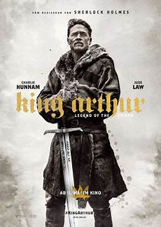 Cing De Brem - king arthur legend of the sword kinospielfilm 2015