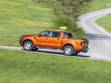 Der Neue Ford Ranger Fahrbericht Auto Motor At