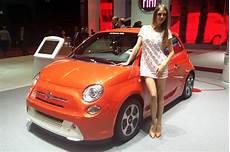 la meilleur voiture electrique la fiat 500e reconnue meilleure voiture electrique 2013