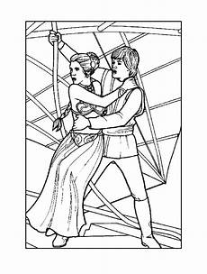 Ausmalbild Prinzessin Leia Princess Leia Coloring Pages Printable At Getdrawings