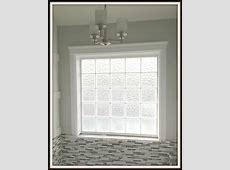 Future House Design: Modern Glass window bathroom Design