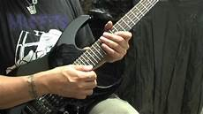 How To Play Eddie Halen Beat It Guitar Lesson