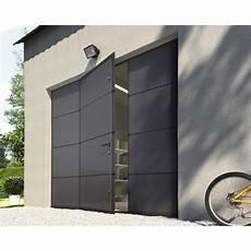 prix d un portail de garage electrique porte de garage sectionnelle motoris 233 e artens essentiel