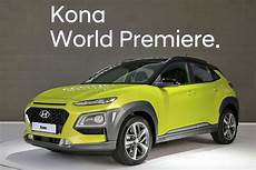 Hyundai B Suv 2017 - all new hyundai kona b segment suv unveiled motoroids
