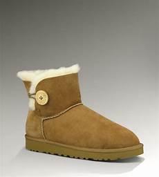 ugg bailey button mini 3352 boots chestnut sale ugg