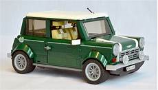lego mini cooper the classic goes plastic