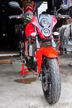 Modifikasi Rr Fighter Model by Modifikasi 250 Menjadi Fighter Thecitycyclist